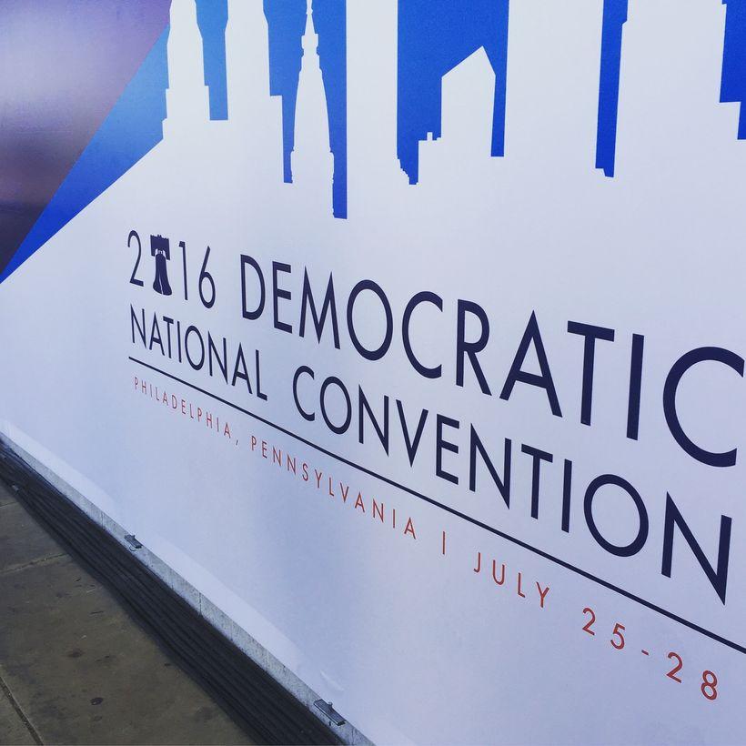 The 2016 DNC