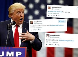 Twitter Is Suggesting Hilarious Titles For A Movie About Donald Trump