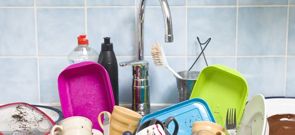 How Clean Is Your Kitchen? Take This Test To Find Out