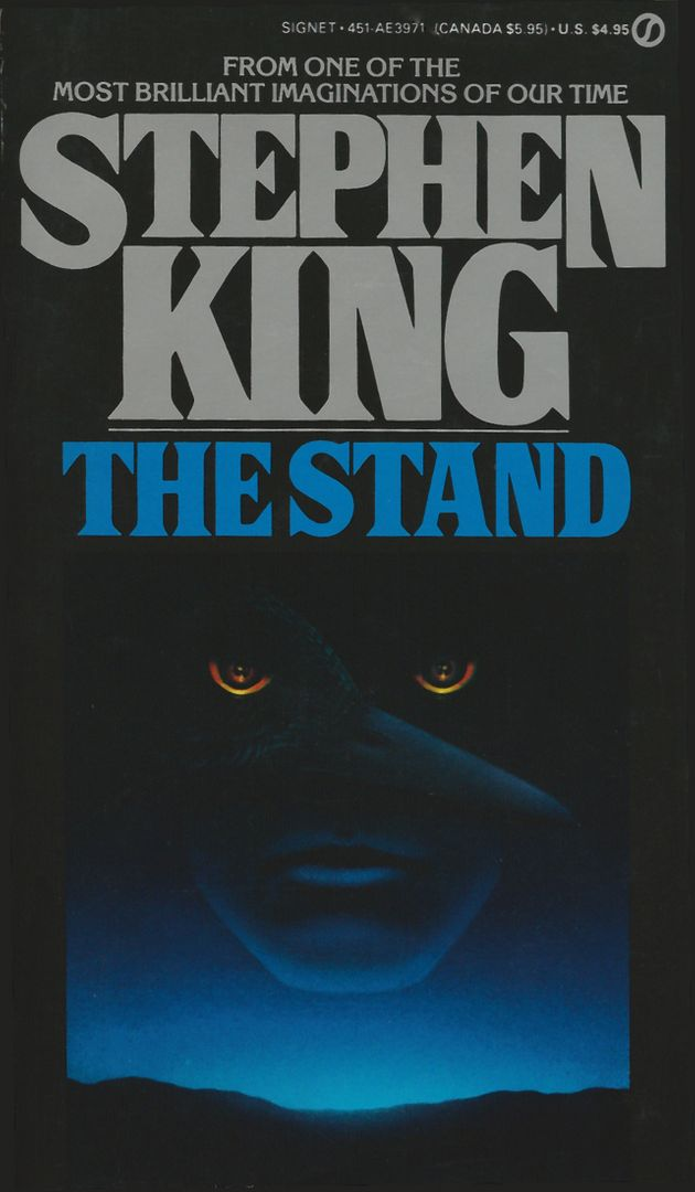 a review of the stand by stephen king