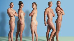 Women's Rugby Sevens Team Strips Off To Promote Body