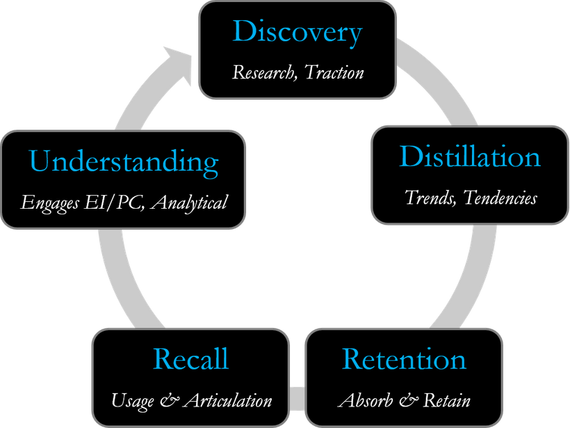 <strong><u>Building Intellectual Capital Over Time<br> </u><i>A</i> </strong><i><strong>Continuous Cycle</strong><br> </i>