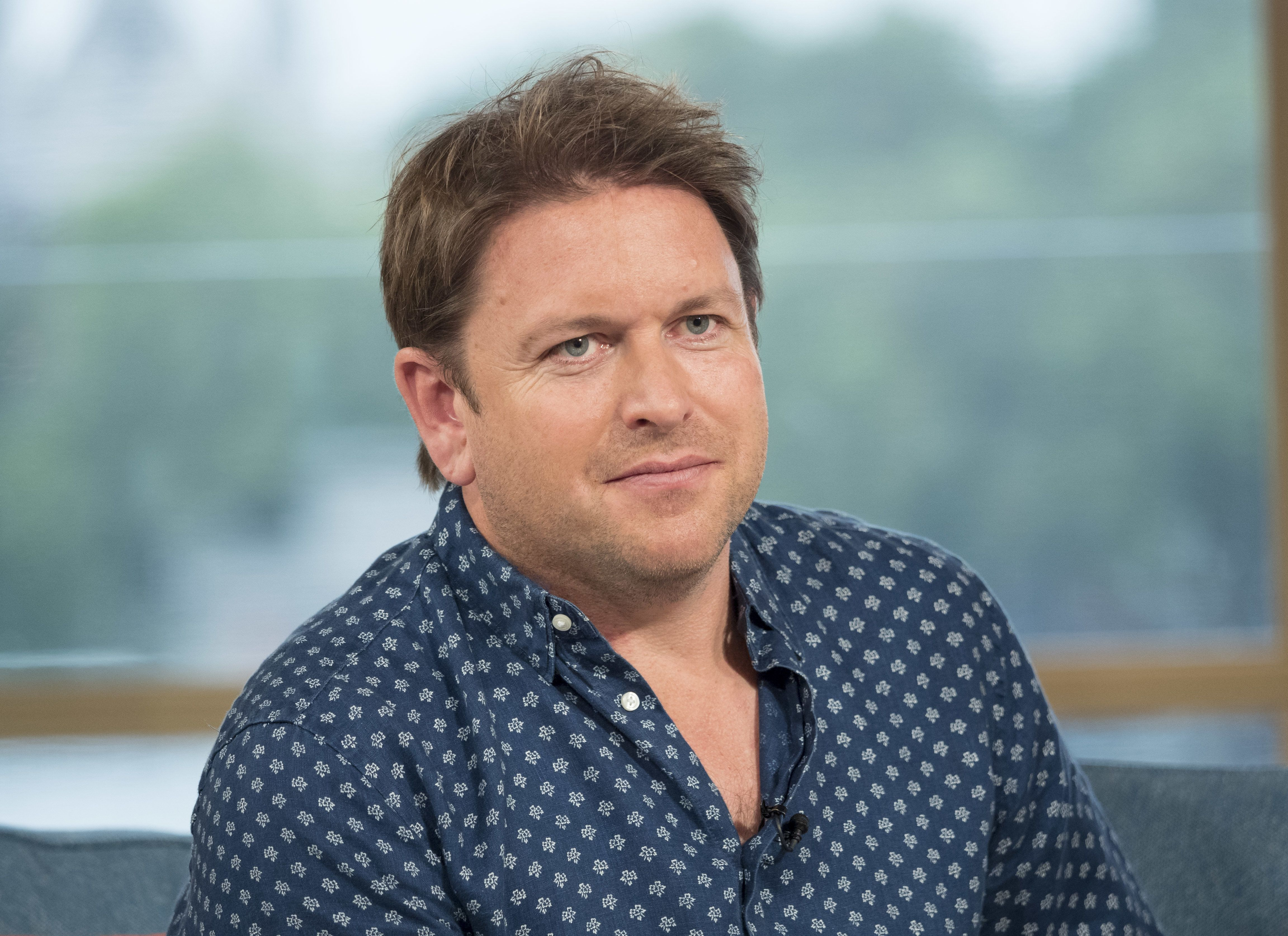 James Martin has been in a secret relationship with Louise