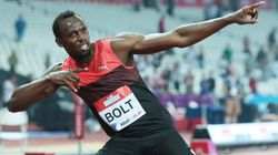 Usain Bolt Has Never Run A Full
