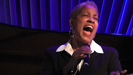 <i>Rene Marie tears it up at the Blue Note</i>
