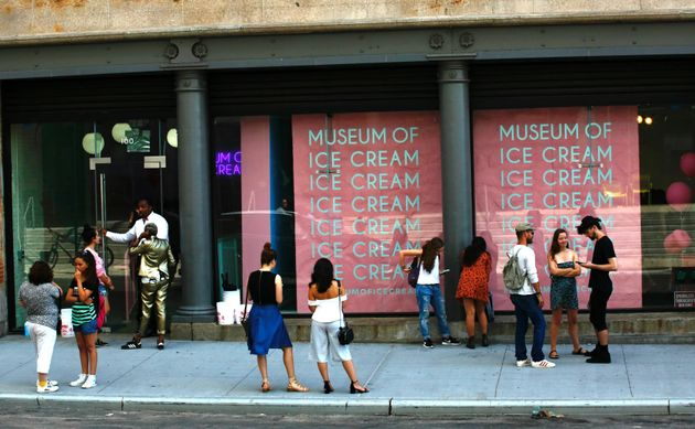 This Ice Cream Museum Was Made For