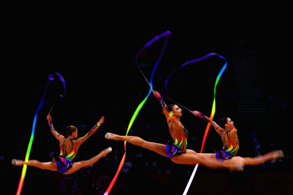 Belarus performs atthe London 2012 Olympics.