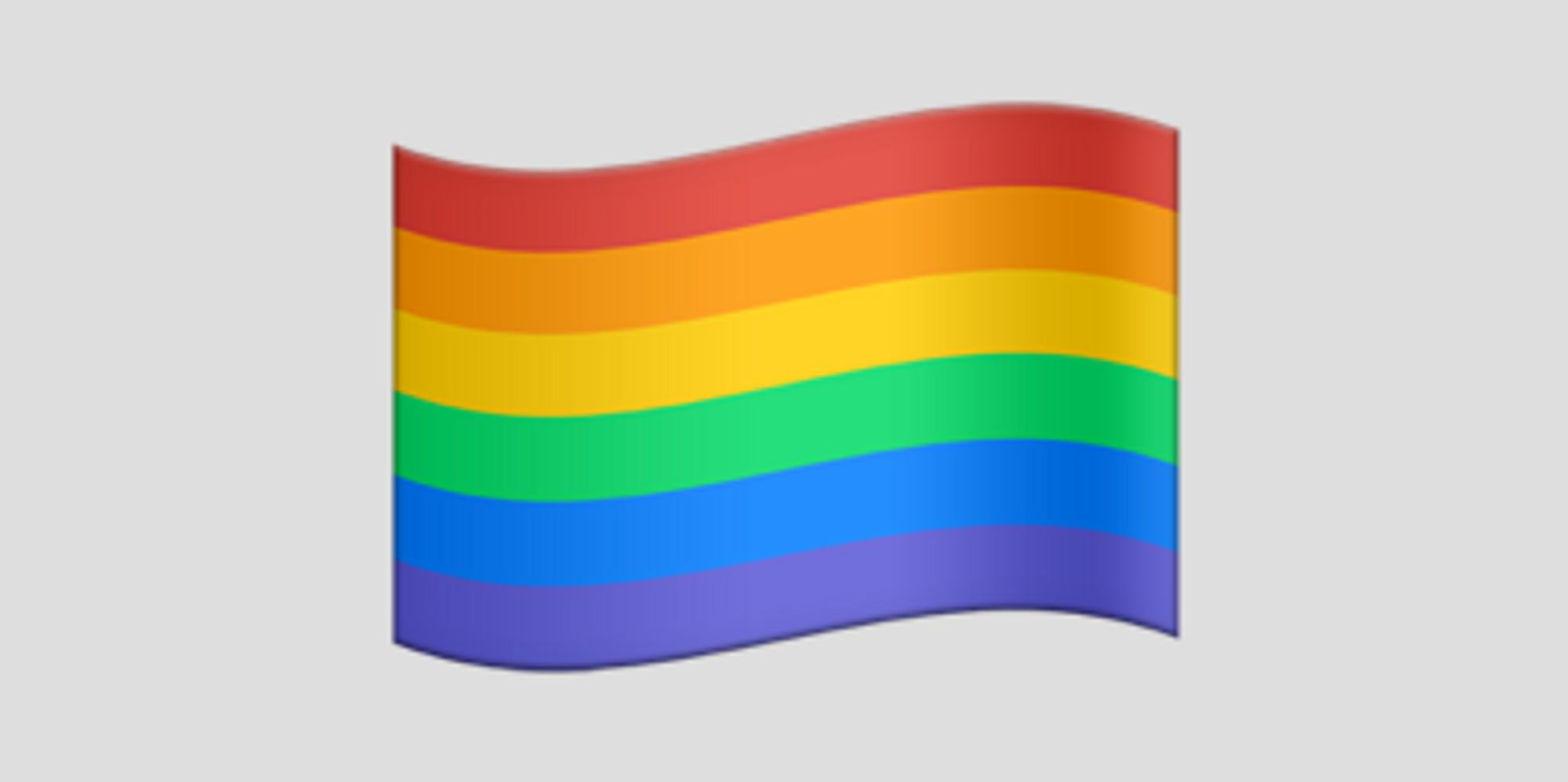 Apple Just Unveiled A Rainbow Flag Emoji For Fall 2016 | The ...