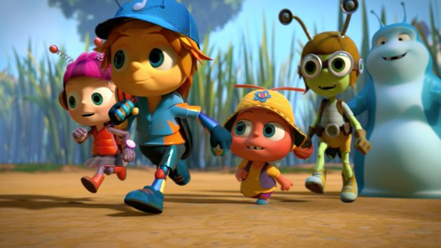 The 'Beat Bugs' will have their stories told via Beatles