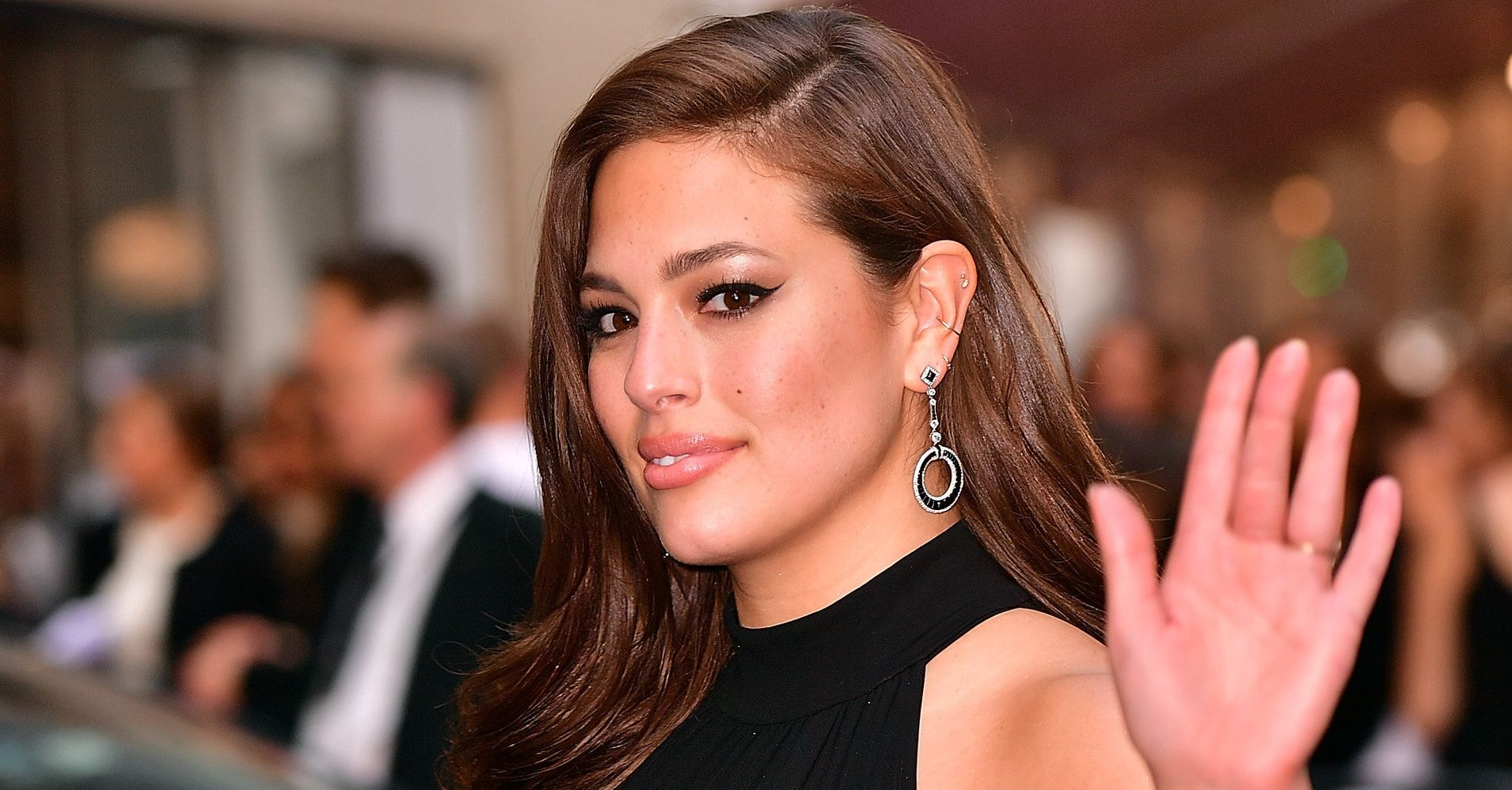6a71be2cb4f Ashley Graham Is Done With The  Too Fat