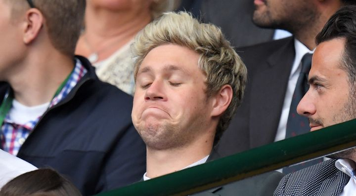 Tell us how you feel, Niall.