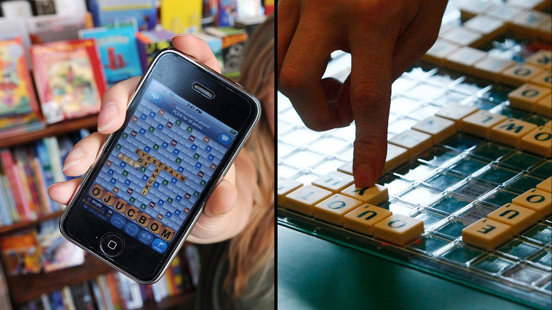 Why Words With Friends Is Making An Enemy Out Of Me | HuffPost