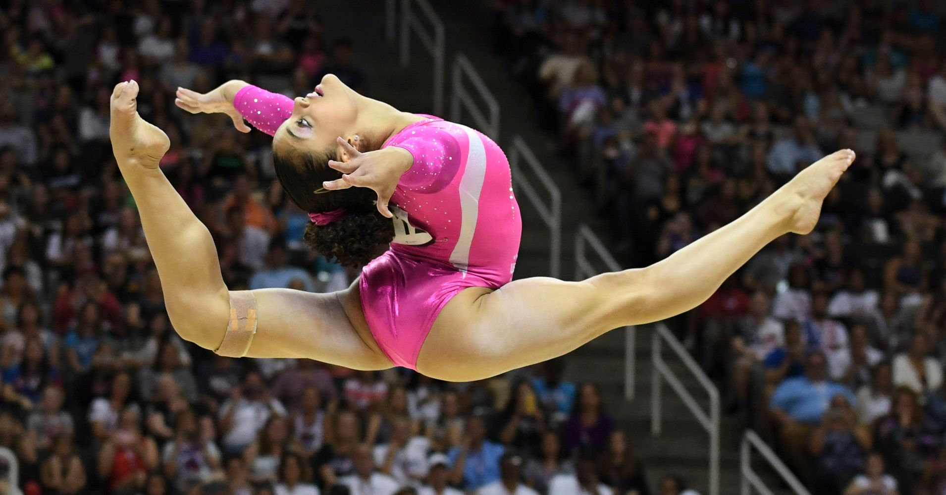 why gymnastics abandoned the perfect 10 and embraced jaw
