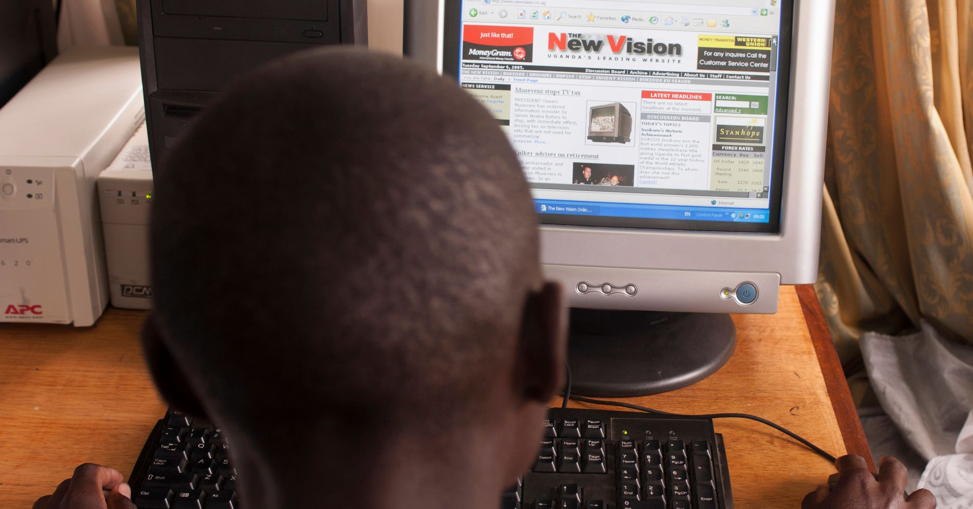 Uganda Buys A 'Pornography Detection Machine' To Catch Offenders, Official  Says | HuffPost