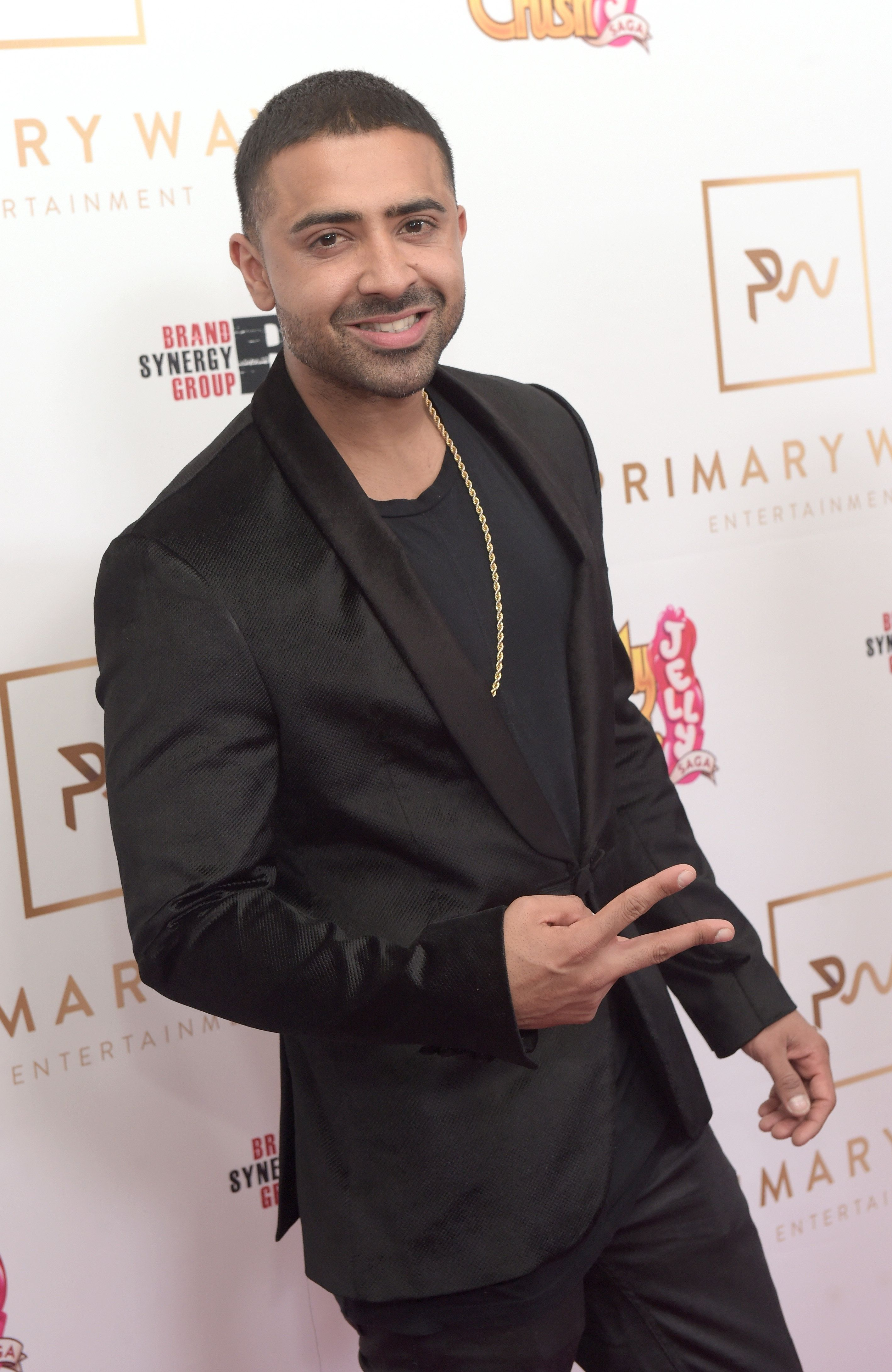 WEST HOLLYWOOD, CA - FEBRUARY 14:  Singer/songwriter Jay Sean attends the Primary Wave 10th Annual Pre-Grammy Party at The London West Hollywood on February 14, 2016 in West Hollywood, California.  (Photo by Jason Kempin/Getty Images for EFG)