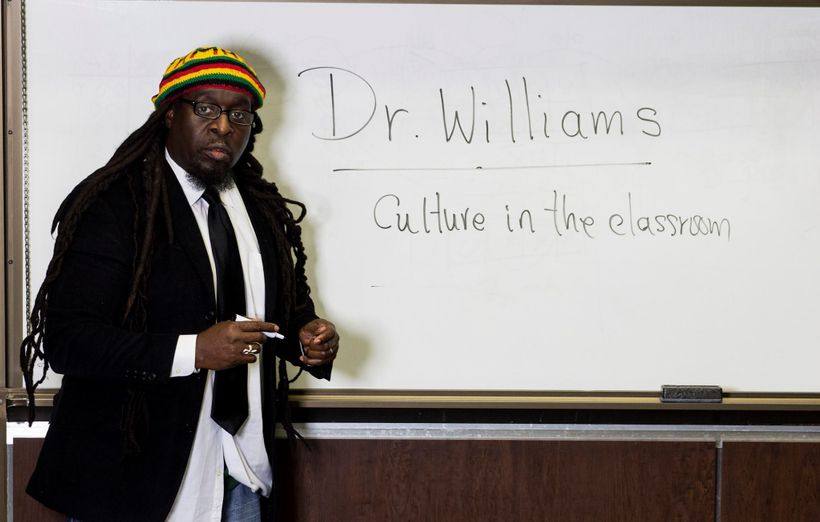 Dr. Patrick Anthony Williams, polyglot and foreign language educator.