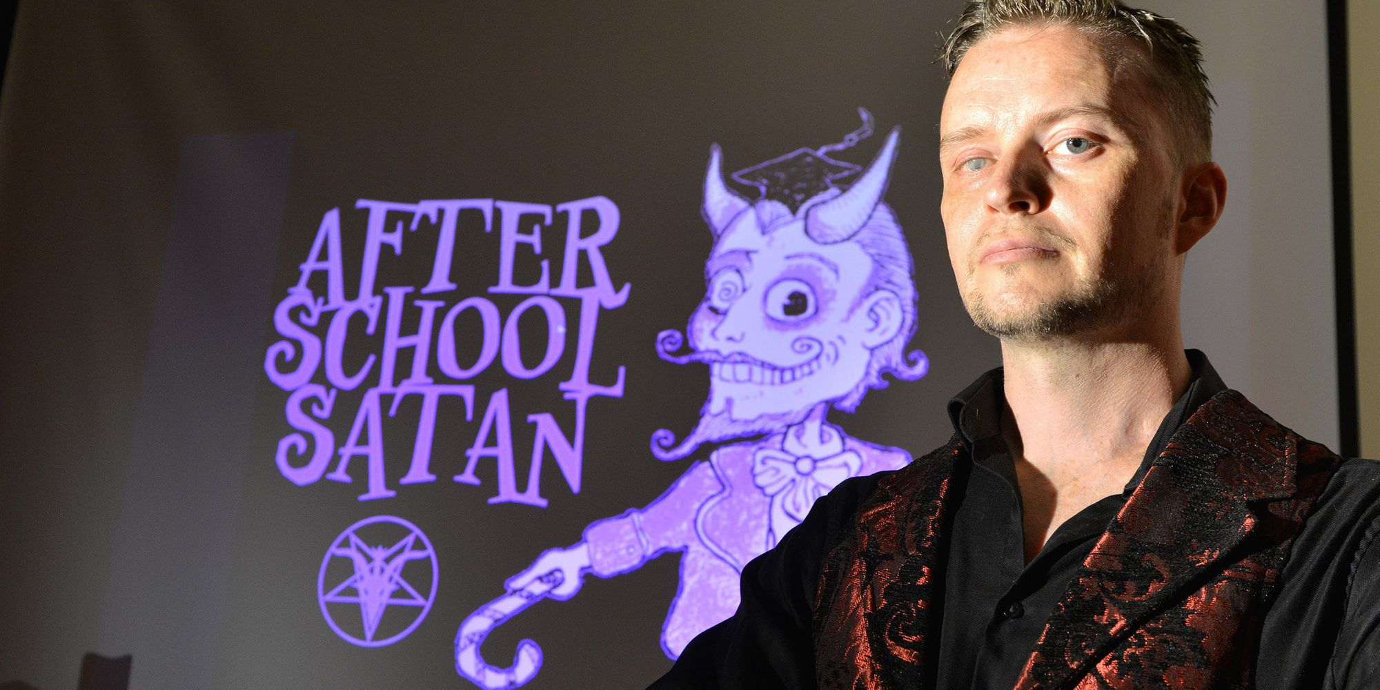 Who is behind America's After-School Satan clubs?