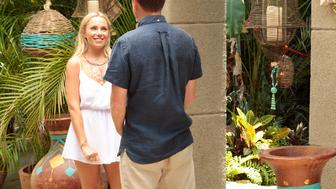 "BACHELOR IN PARADISE - ""Episode 301"" - Looking for a second chance at love on the season premiere of the highly anticipated ""Bachelor in Paradise,"" beginning TUESDAY, AUGUST 2 (8:00-10:00 p.m., EDT) on the ABC Television Network, the cast arrive one by one to their own private paradise in the gorgeous town of Sayulita, located in Vallarta-Nayarit, Mexico. The cast comprised of former fan favorites and controversial characters from ""The Bachelor"" franchise live together along the shores of Paradise beach, share exotic dates, and explore new romances, all for another chance to find love. Each week, relationships will be put to the test as new contestants are introduced into the mix. At the end of each week, a rose ceremony will be held where uncoupled contestants will be cast out of Paradise! (ABC/Rick Rowell)