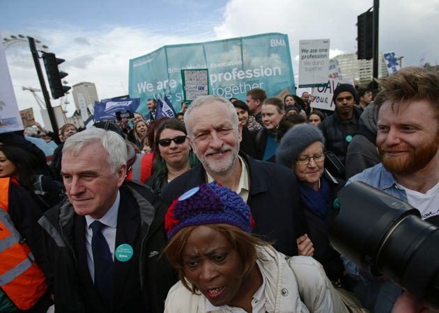 John McDonnell and Jeremy