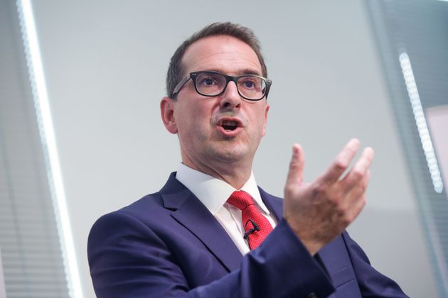 Labour Is Heading For Historic Split If Jeremy Corbyn Wins Leadership Election, Owen Smith