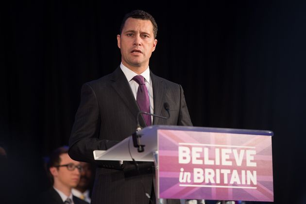Steven Woolfe Excluded From Ukip Leadership Contest As Party Thrown Into