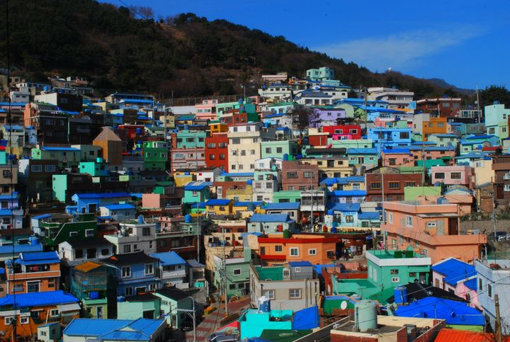 """<p><strong>Gamcheon Culture Village 