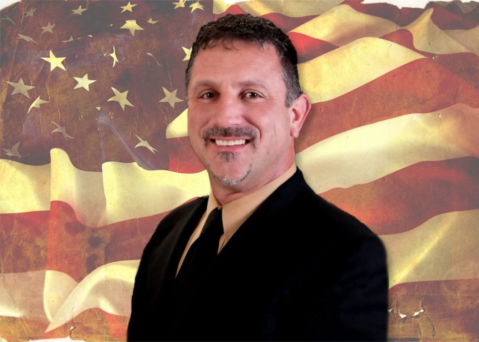 John Orem is running for sheriff in Berkeley County, West Virginia.