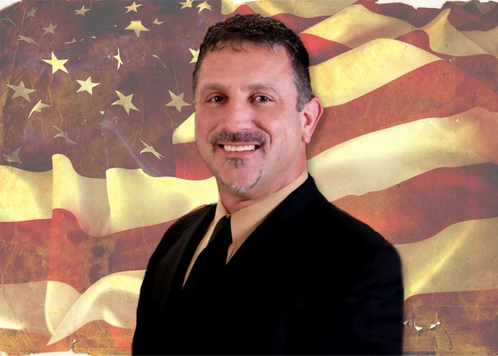 John Orem is running for sheriff in Berkeley County, West Virginia.