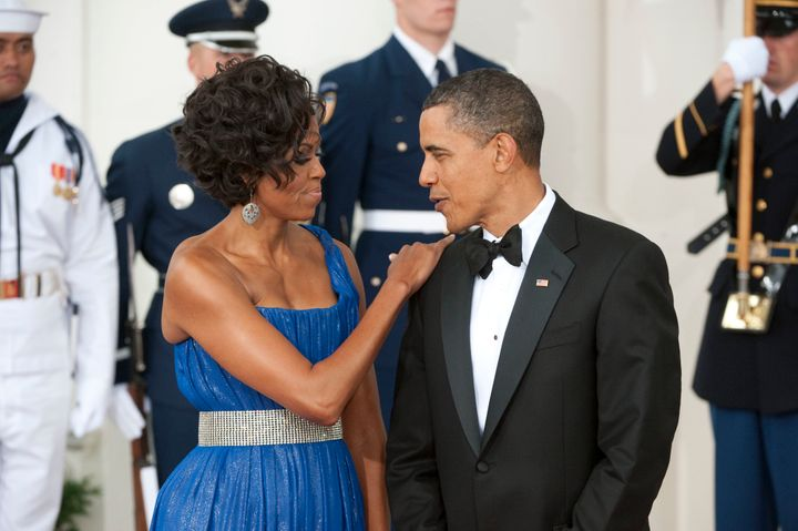 Obama wore same tux for years, no one noticed