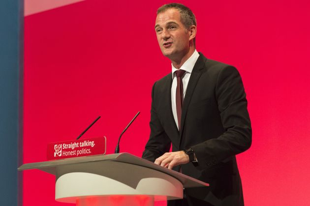 Peter Kyle Labour Party Annual Conference, Brighton, Britain - 27 Sep