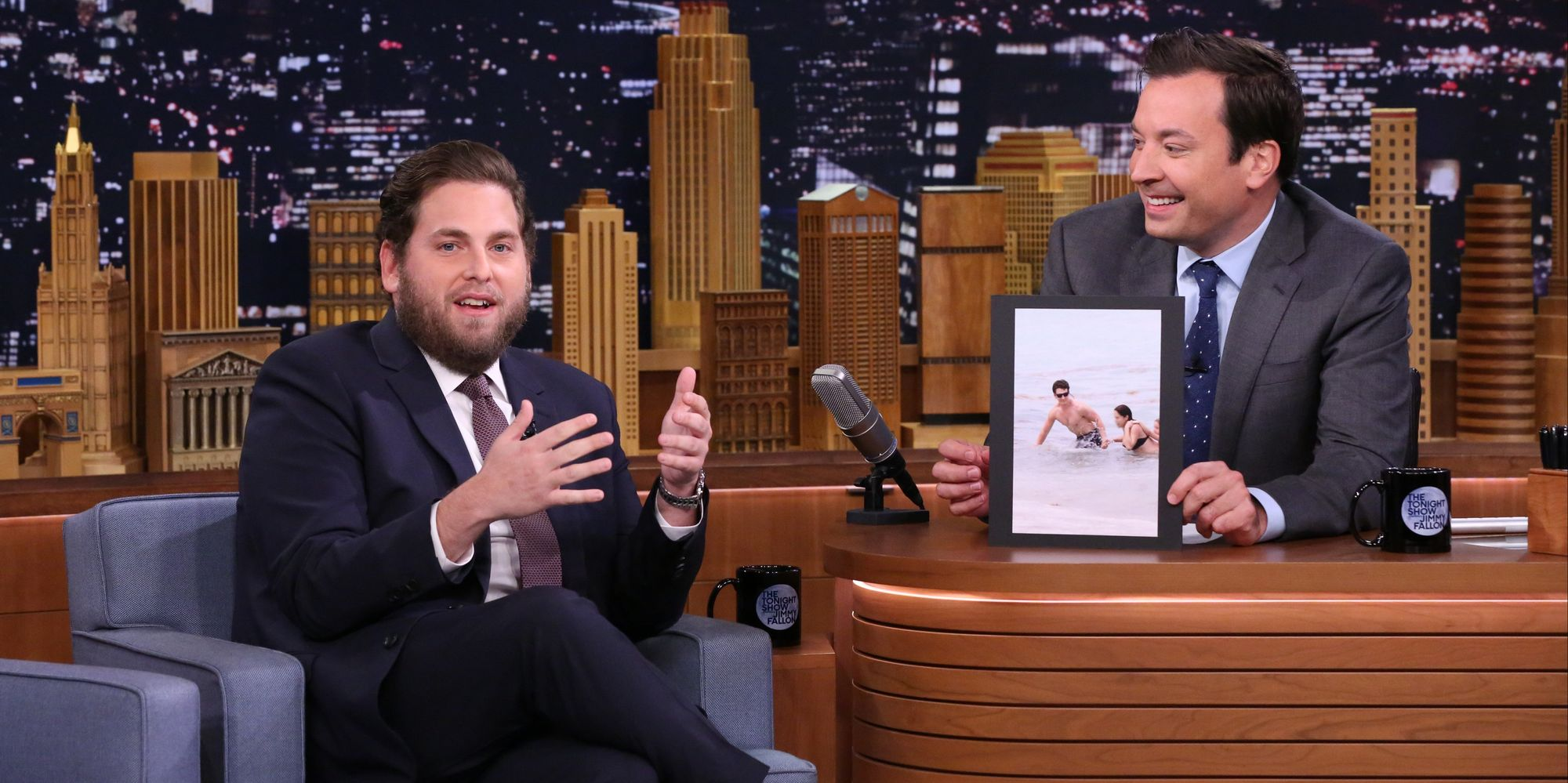 That Time Jonah Hill Accidentally Emailed His Food Diary To Drake