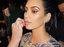 You Need To Try Kim Kardashian's Concealer Trick