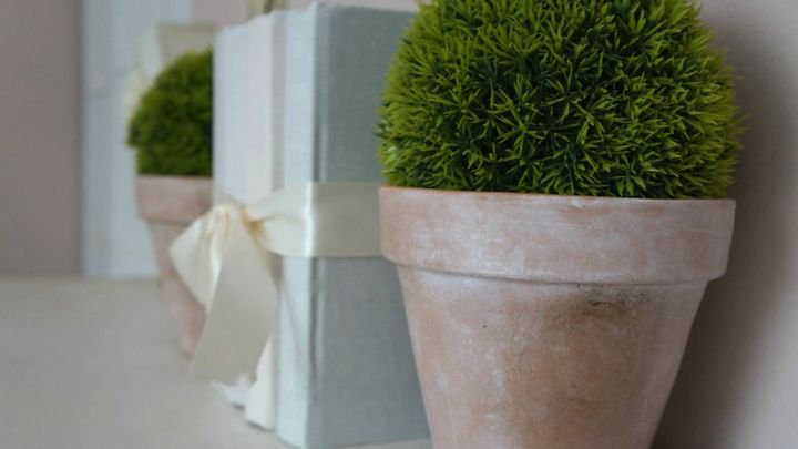 Terra cotta pots are a simple answer to your planting needs.