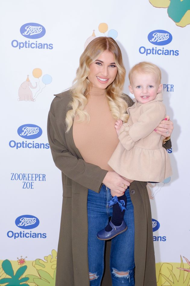 Billie Faiers has quit the Essex reality