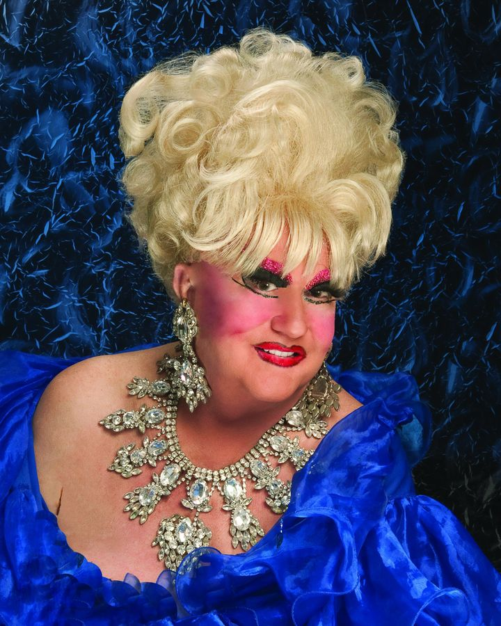 Country's Oldest Working Drag Queen Has Something To Get