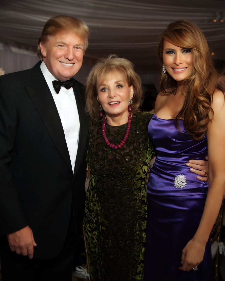 Donald Trump And Melania Wedding: These Are The Famous People Who Attended Donald Trump's
