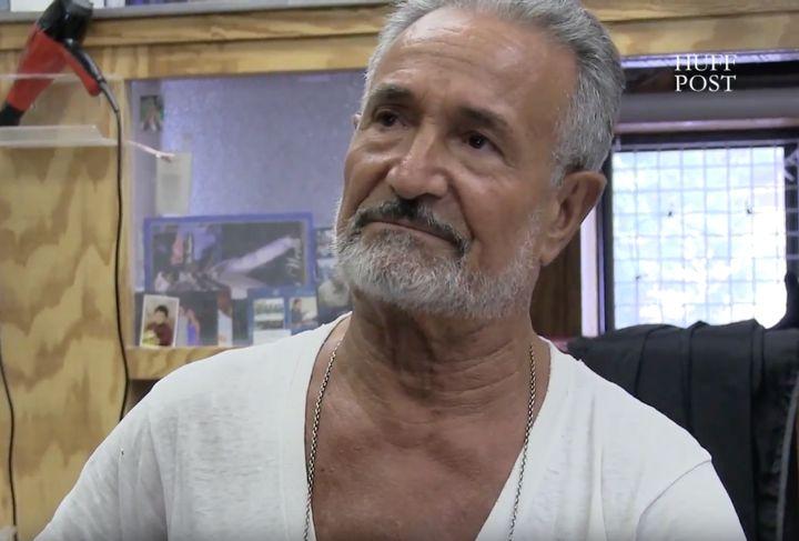 Joe Foglia, who owns a barbershop in South Philadelphia, thinks Donald Trump's business experience will make him a good presi