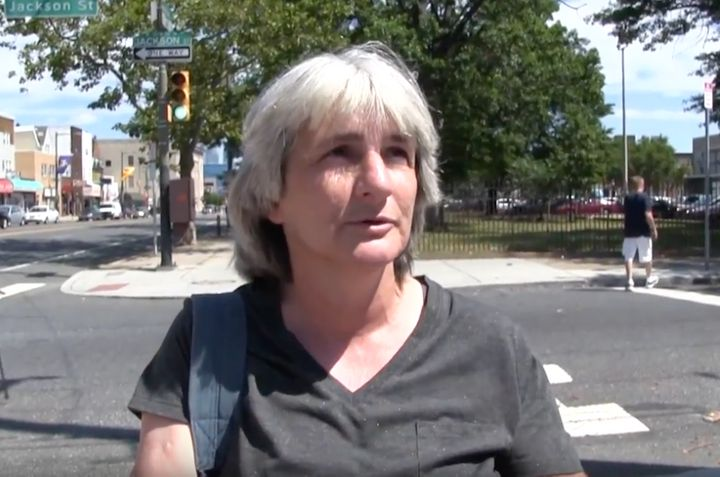 Mary Ridico is concerned about immigration and believes Donald Trump can fix it.