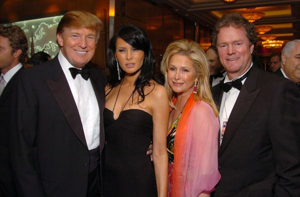 These Are The Famous People Who Attended Donald Trump's