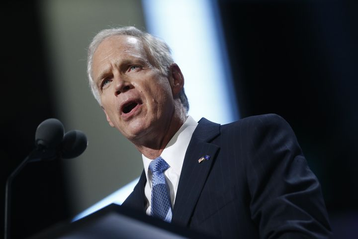 "Sen. Ron Johnson (R-Wis.) once said climate change was caused by ""sunspot activity."""