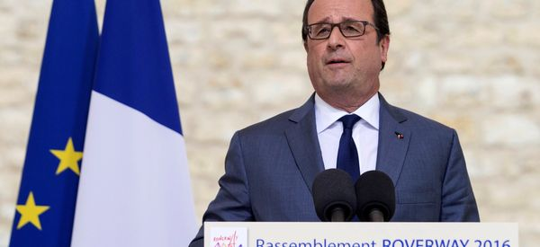 French President Says Donald Trump 'Makes You Want To Retch'