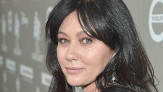 CULVER CITY, CA - NOVEMBER 14:  Actress Shannen Doherty attends the 2015 Baby2Baby Gala presented by MarulaOil & Kayne Capital Advisors Foundation honoring Kerry Washington at 3LABS on November 14, 2015 in Culver City, California.  (Photo by Charley Gallay/Getty Images for Baby2Baby)