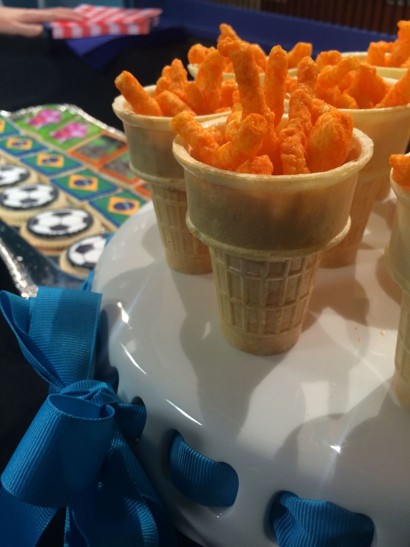 Olympic Torch Party Favors