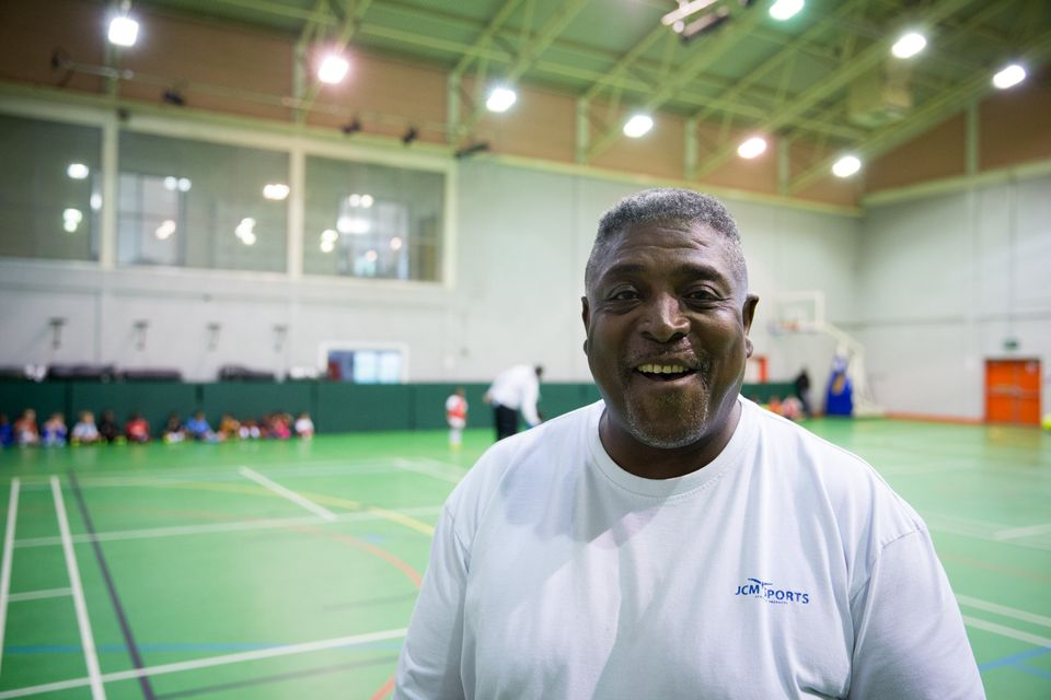 Clasford Stirling, MBE runs the Broadwater Farm Community Centre, which he helped establish after...