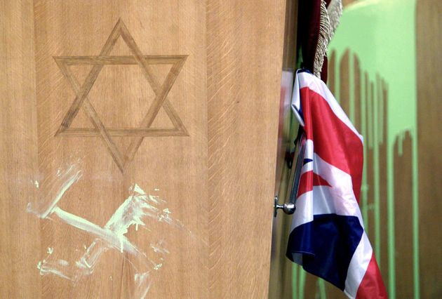 Anti-Semitic hate incidents jumped in the first half of this year as the Jewish community was targeted...