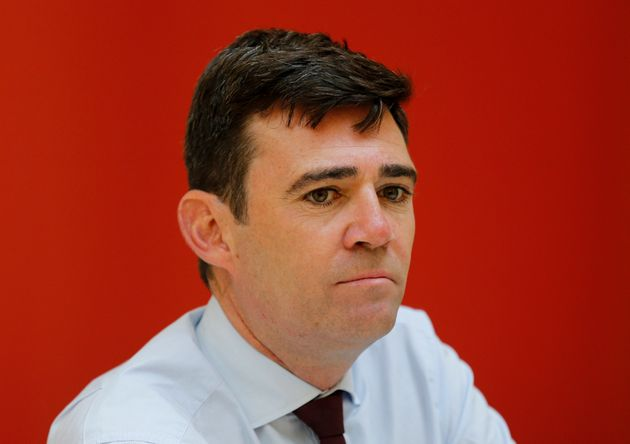 Shadow Home Secretary Andy Burnham said the rise comes as 'many forms of hate crime rise across...