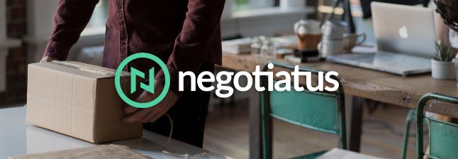 Negotiatus, a startup that helps businesses simplify and save 20% on purchases.