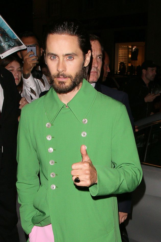 The Exact Moment Jared Leto Fell In Love With This Green