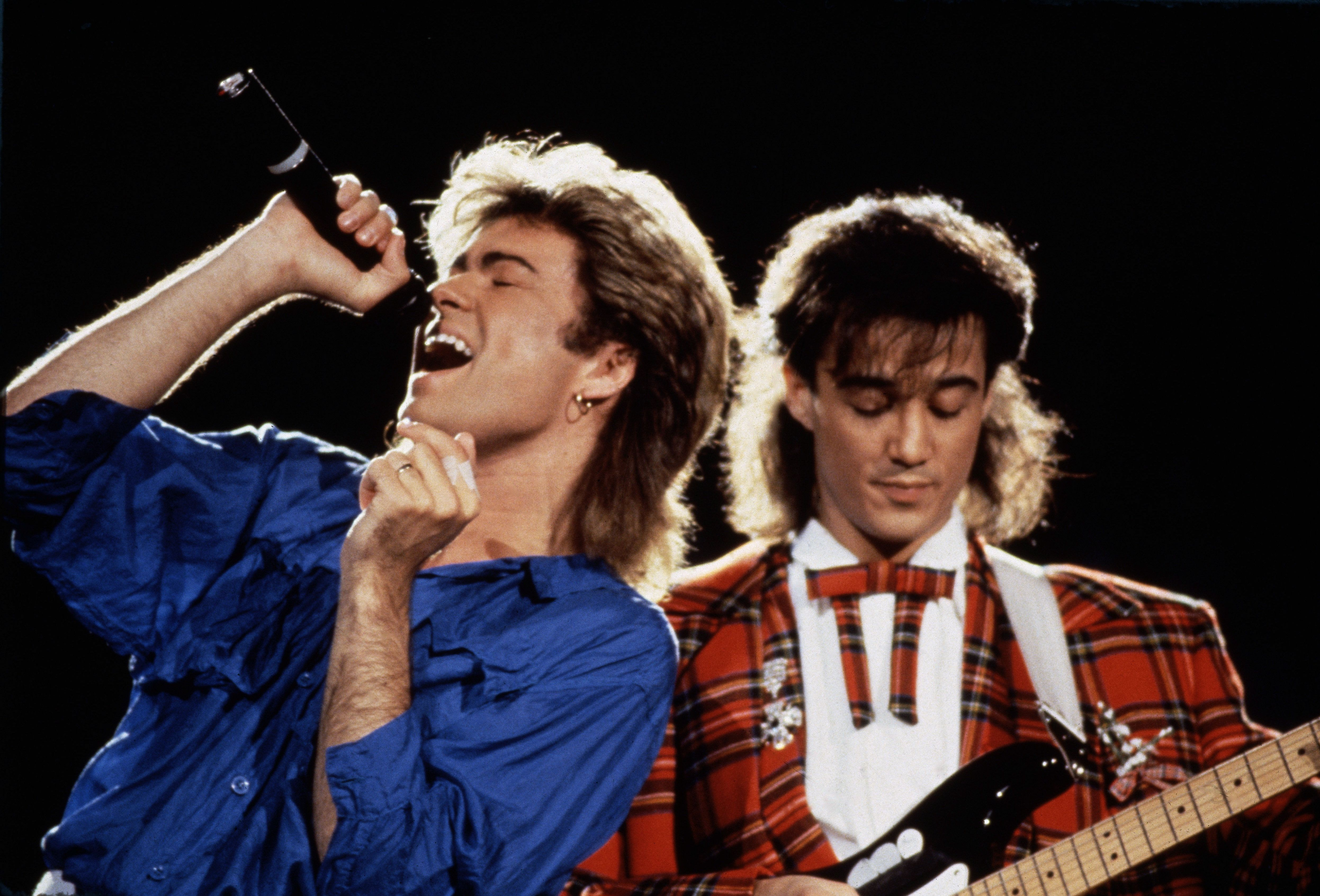 George Michael is seeking memorabilia from his early days of solo success, as well as his Wham! partnership...