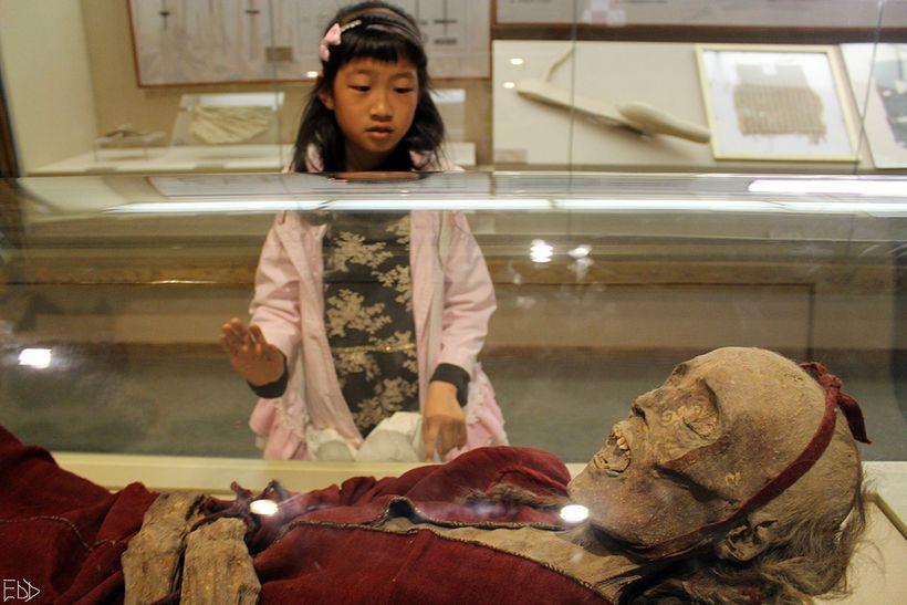 Xinjiang Uyghur Autonomous Region Museum